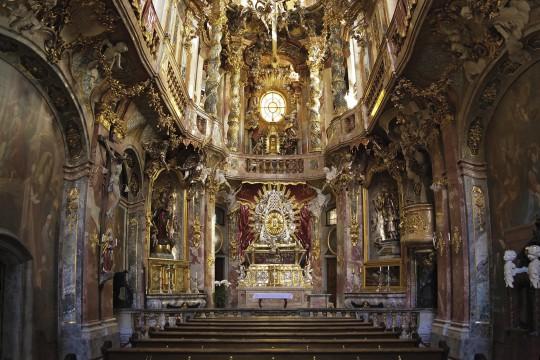 München: Asamkirche