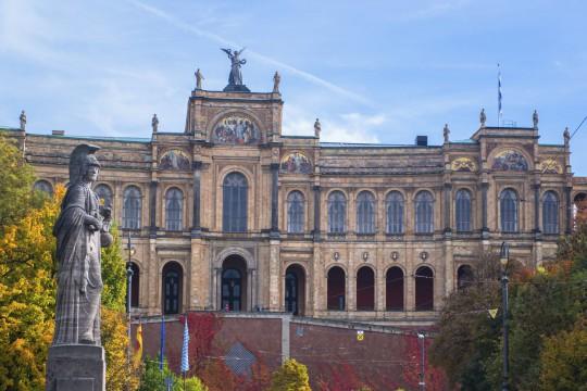 München: Bayrischer Landtag