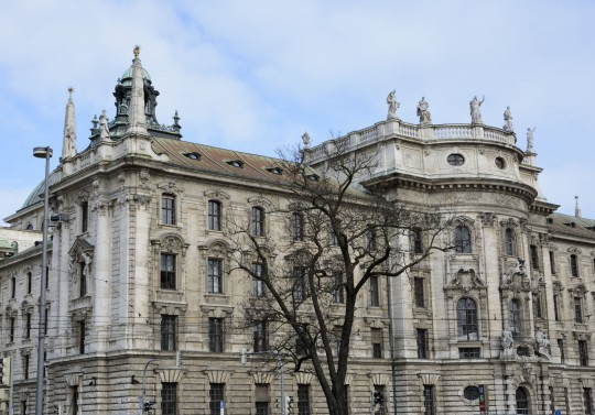 München: Justizpalast