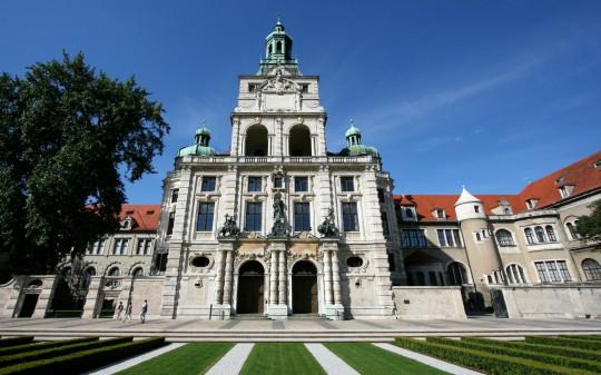 München: Bayrisches Nationalmuseum
