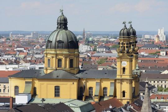 München: Odeonsplatz