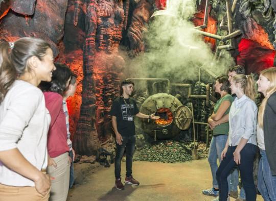 München: Bavaria Filmstadt Jim Knopf