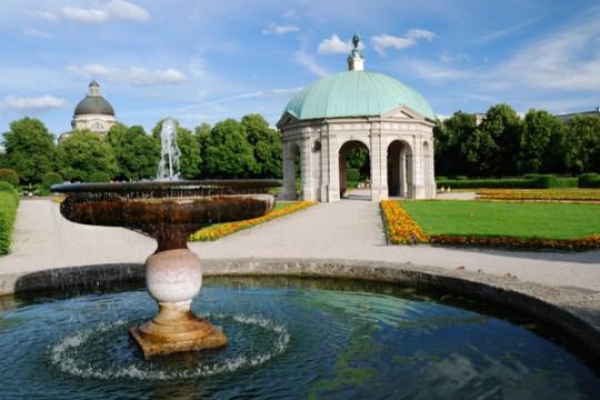 München: Hofgarten der Residenz