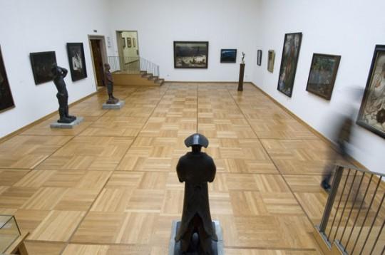 München: Städtische Galerie