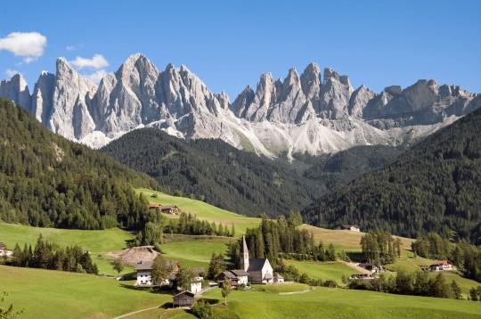 Südtirol: Val di Funes