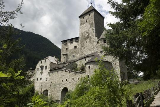 Südtirol: Burg Taufers