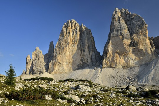 Südtirol: Dolomiten