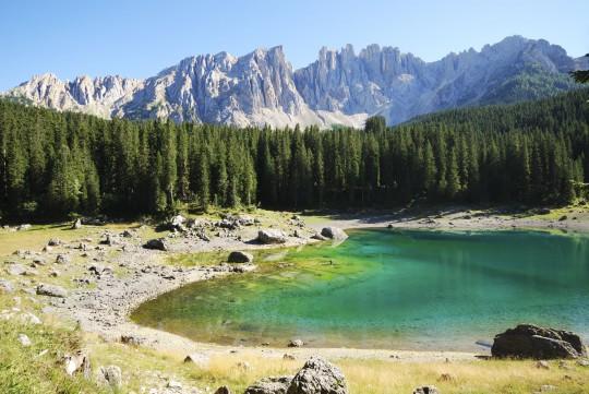 Südtirol: Karersee