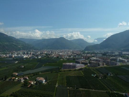 Südtirol: Landeshauptstadt Bozen