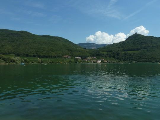 Südtirol: Kalterer See & Kaltern