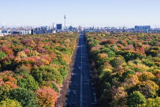 Berlin: Panorama Park