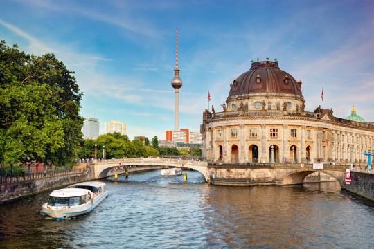 Berlin: Bode-Museum