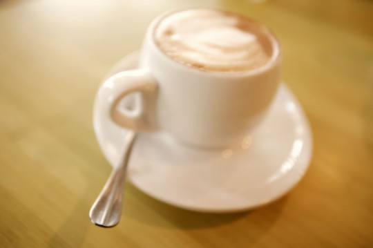 Café im Literaturhaus (Symbolbild)