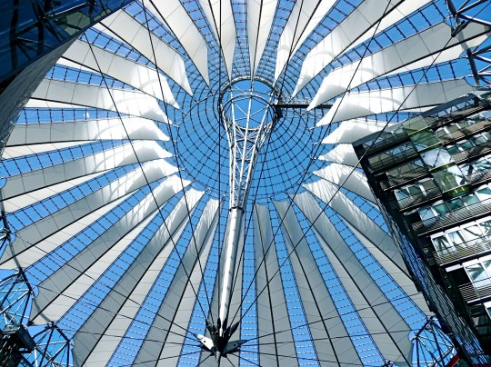 Berlin: Sony Center