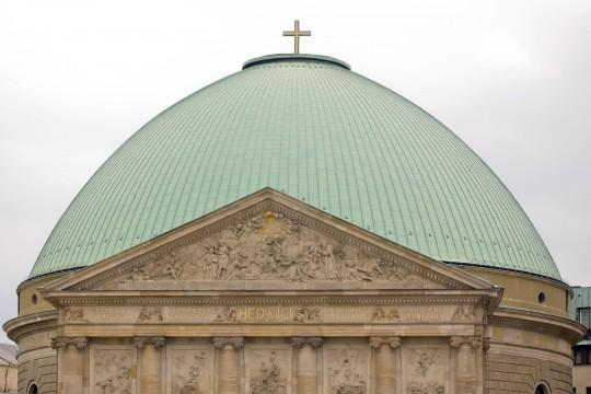 Berlin: St.-Hedwigs-Kathedrale