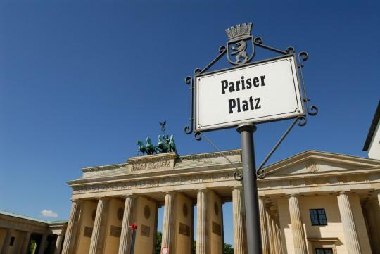 Berlin: Pariser Platz
