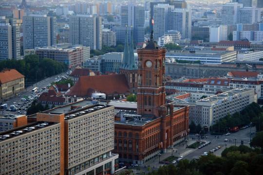 Berlin: Rotes Rathaus