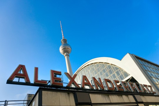 Berlin: Alexanderplatz