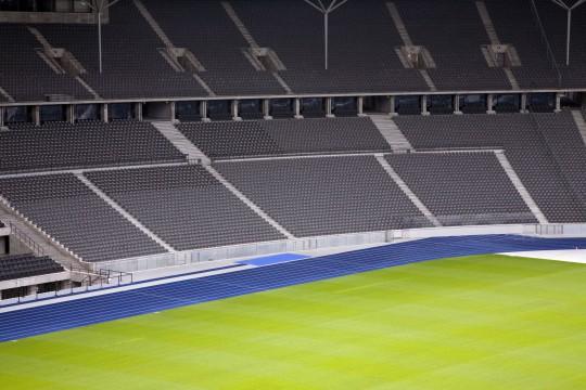 Berlin: Olympiastadion Berlin