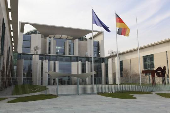 Berlin: Bundeskanzleramt
