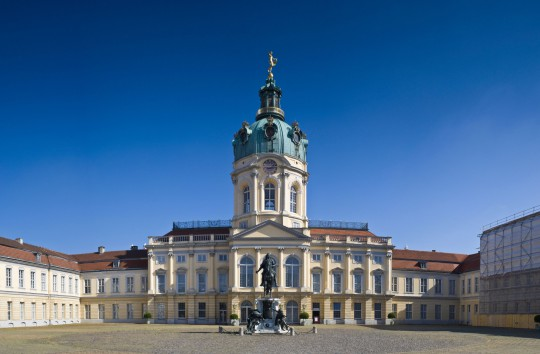 Berlin: Schloss Charlottenburg