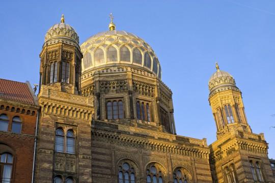 Berlin: Neue Synagoge - Centrum Judaicum