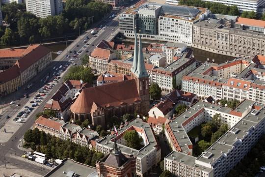 Berlin: Nikolaiviertel