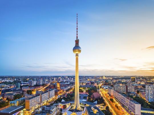 Berlin: Fernsehturm