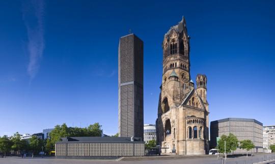 Berlin: Gedächtniskirche