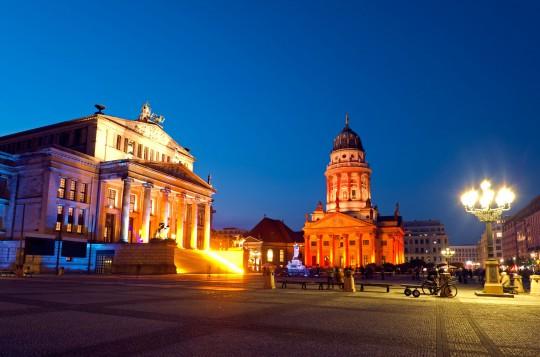 Berlin: Gendarmenmarkt
