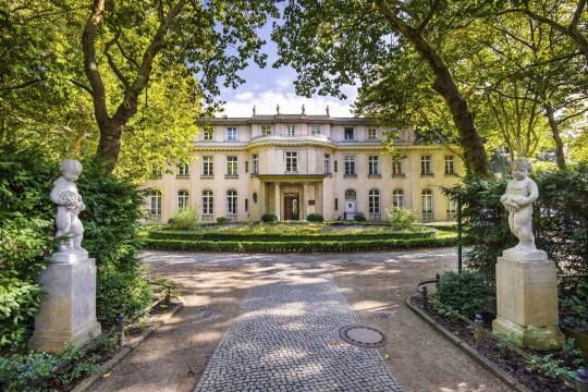 Berlin: Haus der Wannsee-Konferenz