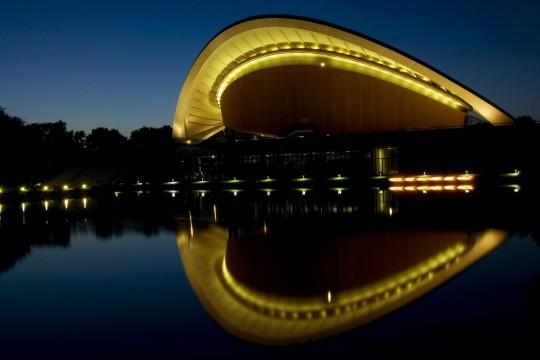 Berlin: Haus der Kulturen der Welt