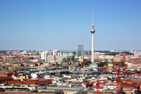Berlin: Hiflyer Berlin