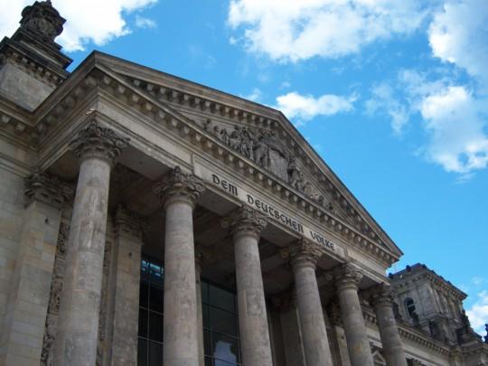 Berlin: Deutscher Reichstag