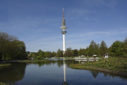 Hamburg: Heinrich Hertz Turm