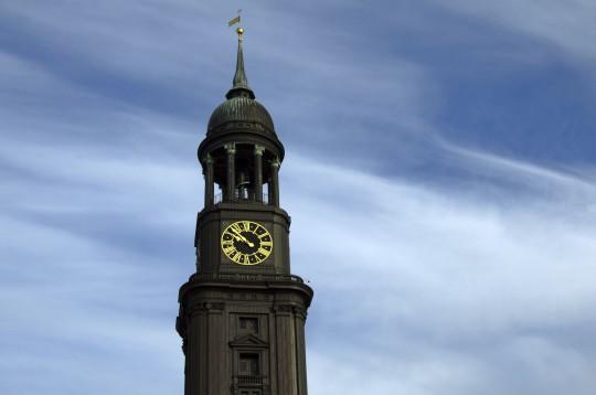 Hamburg: St. Michaelis