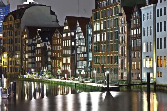 Hamburg: Deichstraße