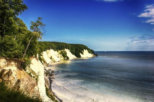 Rügen: Nationalpark Jasmund und Kreideküste