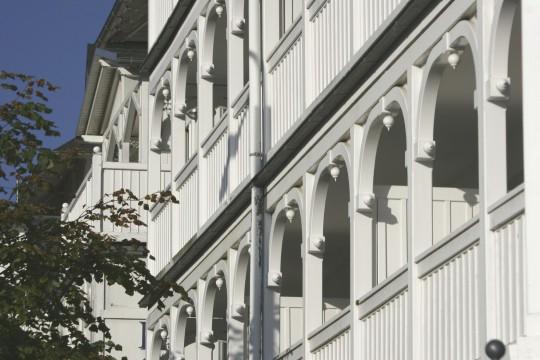 Insel Usedom: Bansin