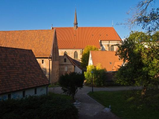 Ostsee (MV): Kloster zum Heiligen Kreuz