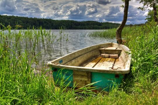 Mecklenb. Seenplatte: Feldberger Seenlandschaft
