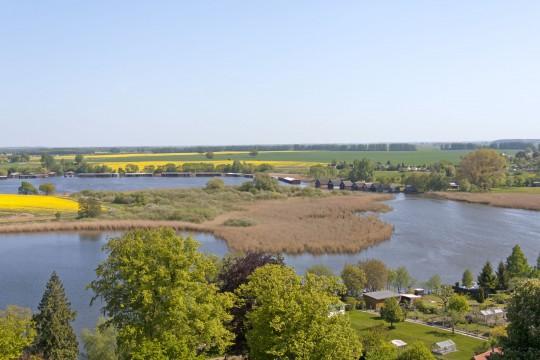 Mecklenburgische Seenplatte: Müritz Nationalpark