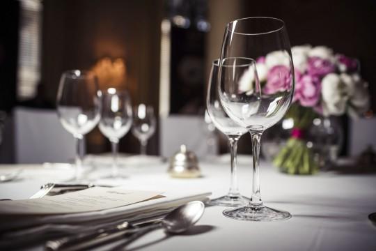 Restaurant Aubergine (Symbolbild)