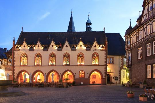Harz: Goslar Altstadt
