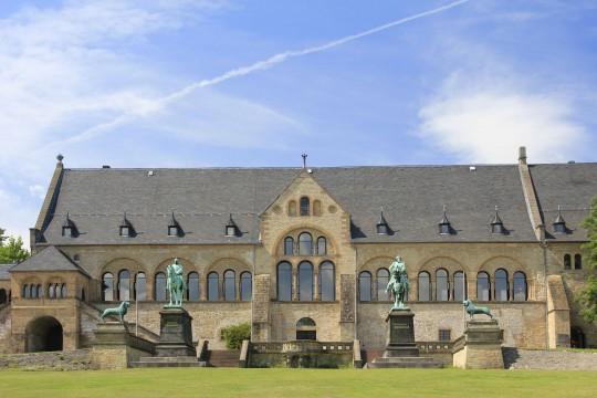 Harz: Goslar Kaiserpfalz