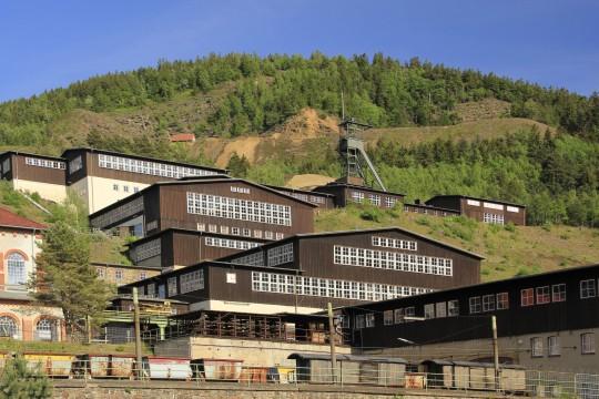 Harz: Bergwerk Rammelsberg