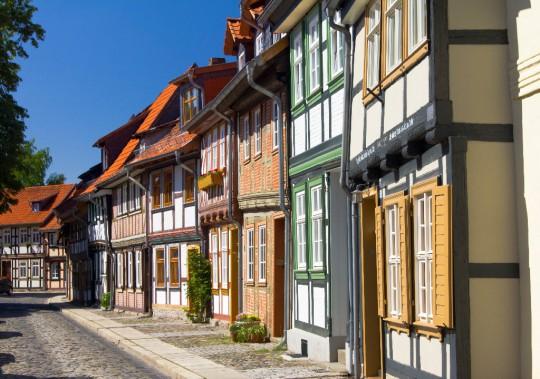 Harz: Altstadt Wernigerode