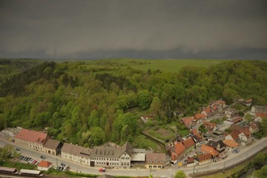 Harz: Tropfsteinhöhlen bei Rübeland