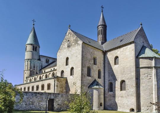 Harz: Stiftskirche St. Cyriacus in Gernrode
