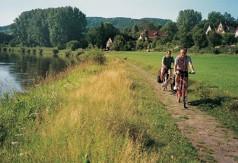 Mittelweser: Mit dem Rad entlang der Weser